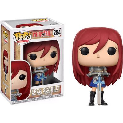 Funko Pop! Anime Fairy Tail Erza Scarlet