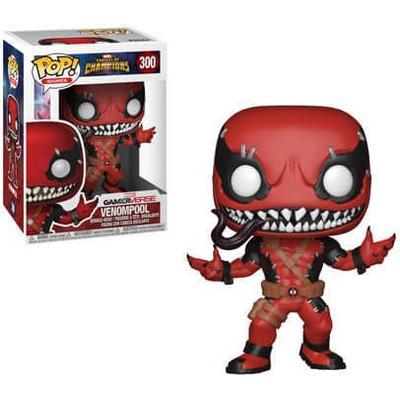 Funko Pop! Games Marvel Contest of Champions Venompool