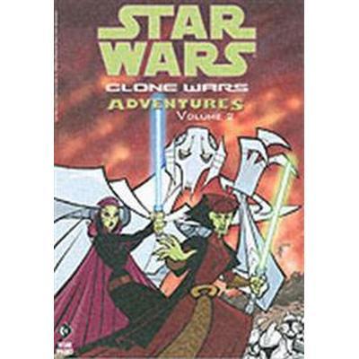 Star Wars - Clone Wars Adventures (Häftad, 2004)