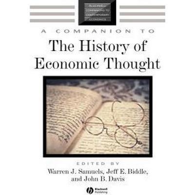 Companion to the History of Economic Thought (Häftad, 2006)