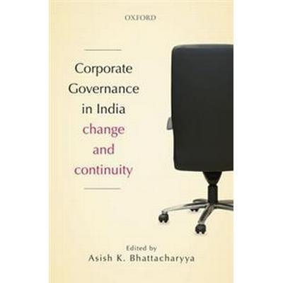 Corporate Governance in India (Inbunden, 2017)