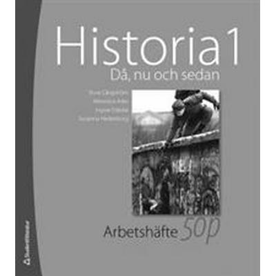 Historia 1 - arbetshäfte 10-pack (Häftad, 2011)
