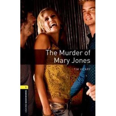 The Murder of Mary Jones (Pocket, 2008)