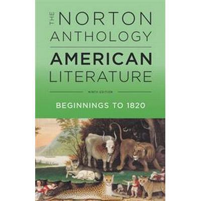 The Norton Anthology of American Literature (Pocket, 2017)