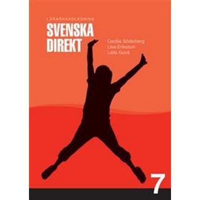 Svenska Direkt åk 7 Lärarhandledning (Häftad, 2010)