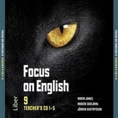 Focus on English 9 Teacher's CD (Övrigt format, 2014)