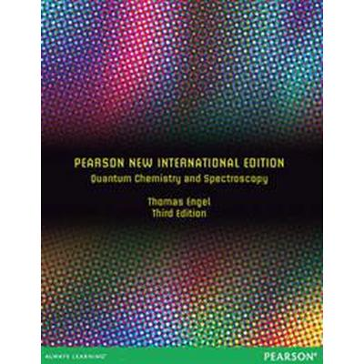 Quantum Chemistry and Spectroscopy: Pearson New International Edition (Häftad, 2013)