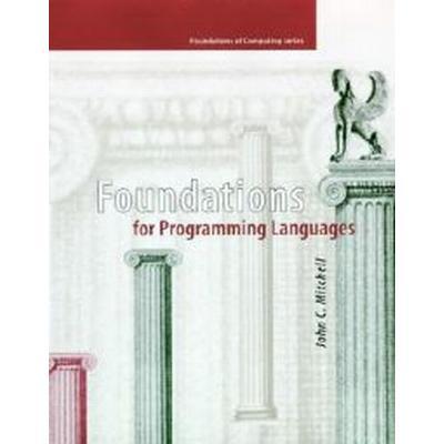 Foundations for Programming Languages (Inbunden, 1996)