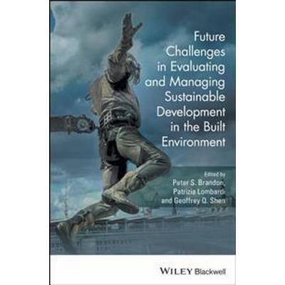 Future Challenges in Evaluating and Managing Sustainable Development in the Built Environment (Inbunden, 2017)