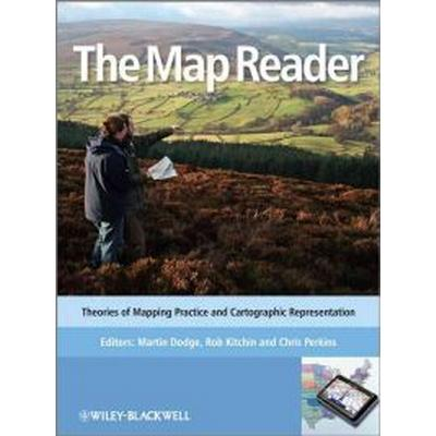 The Map Reader: Theories of Mapping Practice and Cartographic Representatio (Häftad, 2011)