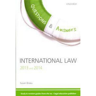 Questions & Answers International Law 2013 and 2014 (Pocket, 2013)