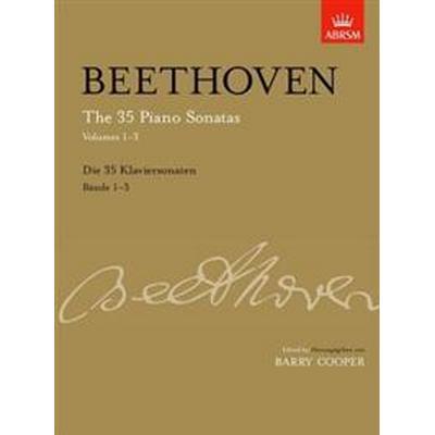 The 35 Piano Sonatas, Volumes 1-3 (Övrigt format, 2007)