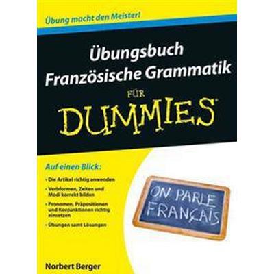 Ubungsbuch Franzosische Grammatik fur Dummies (Häftad, 2014)