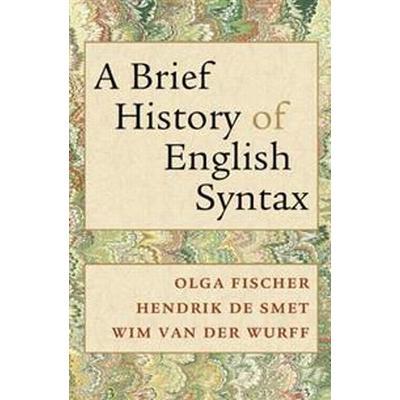 A Brief History of English Syntax (Pocket, 2017)