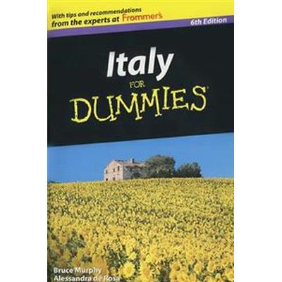 Italy for Dummies (Häftad, 2011)