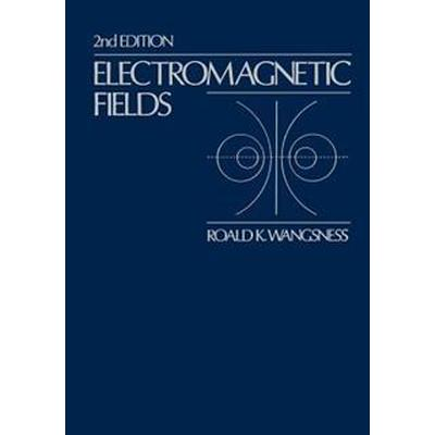 Electromagnetic Fields (Häftad, 1986)