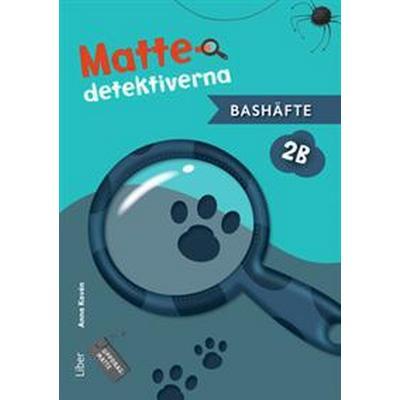 Mattedetektiverna 2B Bashäfte, 5-pack (Häftad, 2015)
