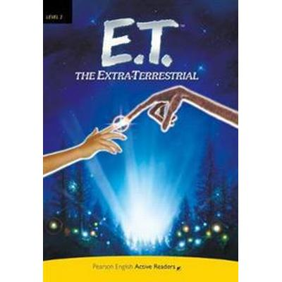 Level 2: E.T. The Extra-Terrestrial Book and CD Pack (Övrigt format, 2017)