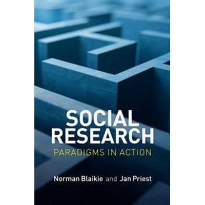 Social Research: Paradigms in Action (Inbunden, 2017)