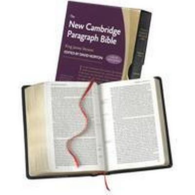 New Cambridge Paragraph Bible-KJV (Inbunden, 2012)