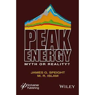 Peak Energy: Myth or Reality (Häftad, 2016)