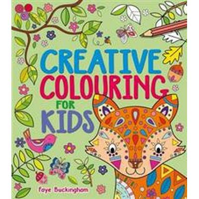 Creative colouring for kids (Pocket, 2016)