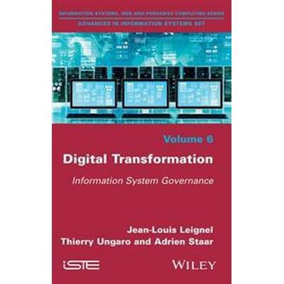 Digital Transformation (Inbunden, 2016)