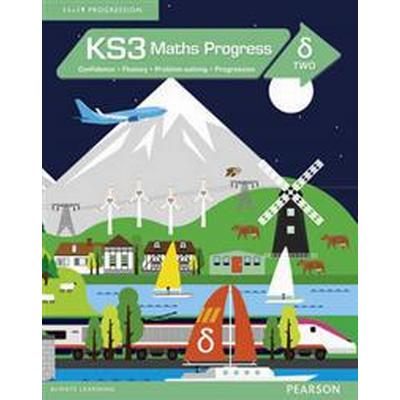 KS3 Maths Progress Student Book Delta 2 (Häftad, 2014)