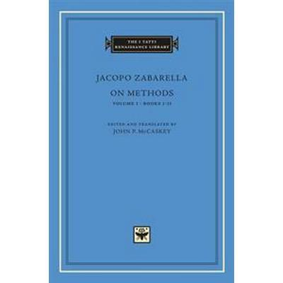 On Methods Books I-II (Inbunden, 2014)