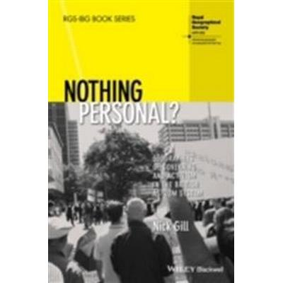 Nothing Personal?: Geographies of Governing and Activism in the British Asylum System (Häftad, 2016)