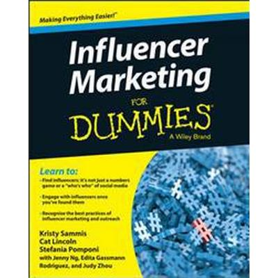 Influencer Marketing for Dummies (Häftad, 2015)