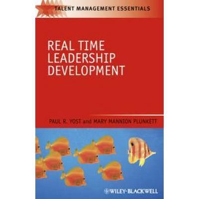 Real Time Leadership Development (Häftad, 2009)