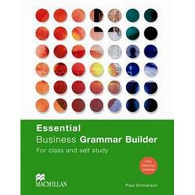 Essential Business Grammar Builder Pack (Övrigt format, 2006)