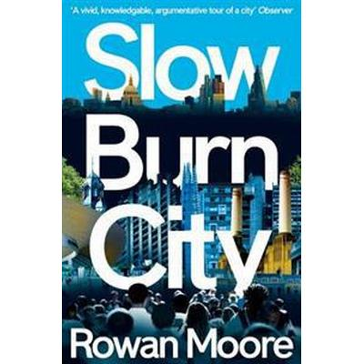 Slow Burn City (Pocket, 2017)