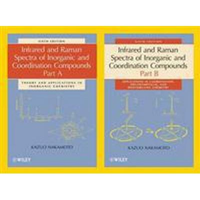 Infrared and Raman Spectra of Inorganic and Coordination Compounds, Part A and Part B, 2 Volume Set (Inbunden, 2008)