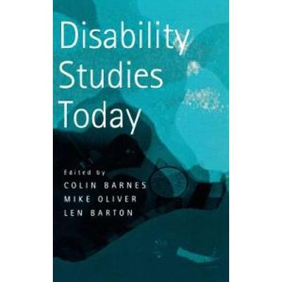 Disability Studies Today (Inbunden, 2002)