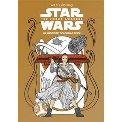 Star wars art of colouring the force awakens (Pocket, 2017)