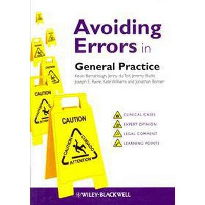 Avoiding Errors in General Practice (Häftad, 2013)