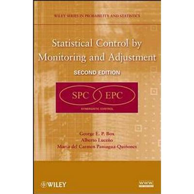 Statistical Control by Monitoring and Adjustment (Häftad, 2009)