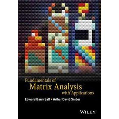 Fundamentals of Matrix Analysis with Applications (Inbunden, 2015)