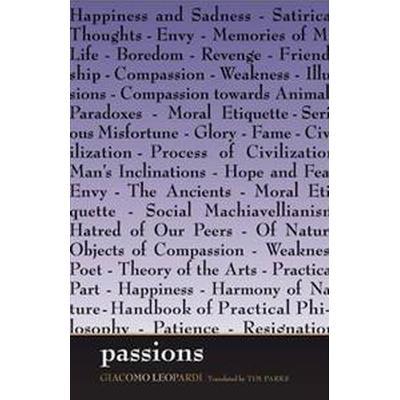 Passions (Inbunden, 2014)