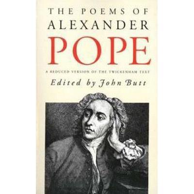 Poems of Alexander Pope (Pocket, 1963)