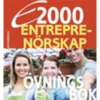 E2000 Entreprenörskap Övningsbok Naturbruksprogrammet (Häftad, 2012)