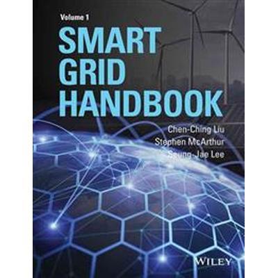 Smart Grid Handbook, 3 Volume Set (Inbunden, 2016)