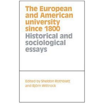The European and American University Since 1800 (Pocket, 2006)