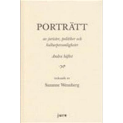Porträtt av jurister, politiker, och kulturpersonligheter - Andra häftet - tecknade av Suzanne Wennberg (Häftad, 2011)