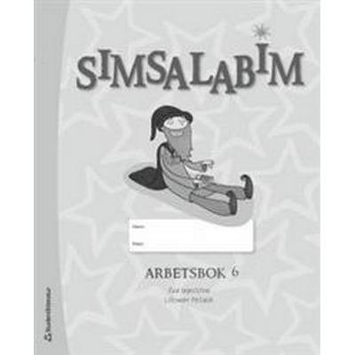 Simsalabim 6 Arbetsbok 10-pack (Häftad, 2014)