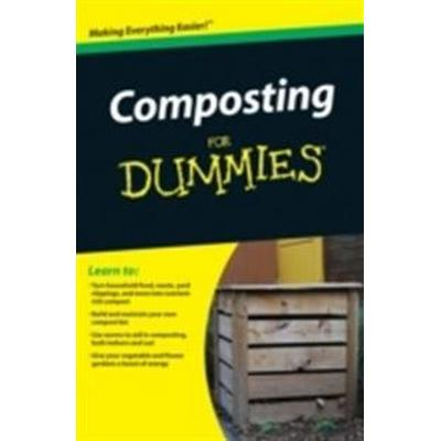 Composting for Dummies (Häftad, 2010)