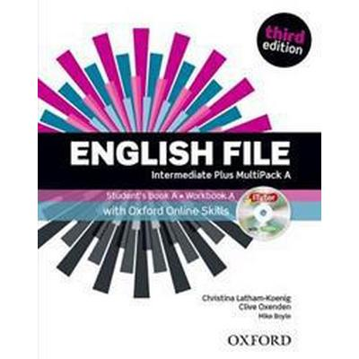 English File third edition: Intermediate Plus: MultiPACK A with Oxford Online Skills (Övrigt format, 2014)