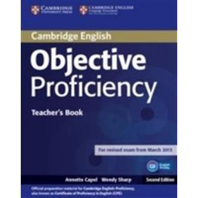 Objective Proficiency Teacher's Book (Pocket, 2013)
